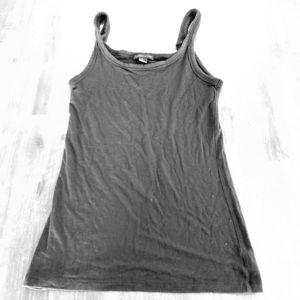 Carole Little Basic black tank